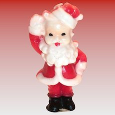 Gurley Christmas Santa Claus Candle