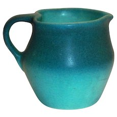 Van Briggle Heart Shaped Top/Rim Pottery Creamer