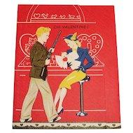 GB: Oh Valentine! Card