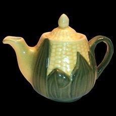 Shawnee King Corn Mini Teapot