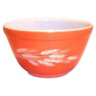 Pyrex Autumn Harvest 1 1/2 Pt Bowl
