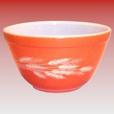 Pyrex Autumn Harvest 1 1/2 Pt Bowl #401