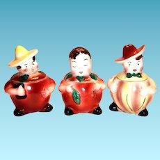 Pee Dee Anthropomorphic Orchard Fruit Jar