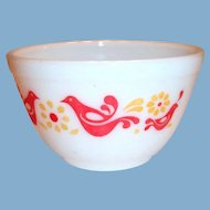 Pyrex Friendship 1 1/2 Pt Bowl