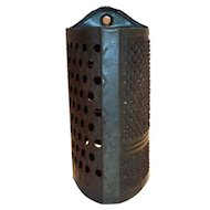 Acme Three Sided Stand Up Metal Grater