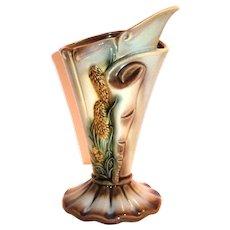 Hull Pine Cone Pottery Vase No. S-4