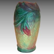 "Weller Pottery Melvern 6 1/2""T Vase"