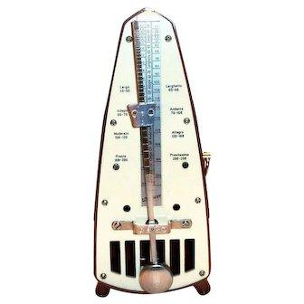 Wittner Plastic & Metal Metronome