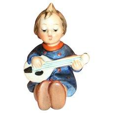 "Goebel: M J Hummel ""Joyful"" Hummel Figurine-1960-1962"
