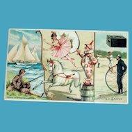 Arbuckle Bros. Coffee Trade Card - 1893