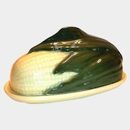 Shawnee Corn King #72 Covered Butter Dish