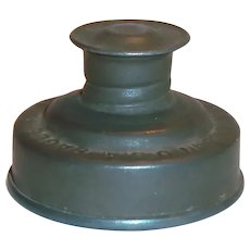 Fagle Tin Ink Bottle/Well