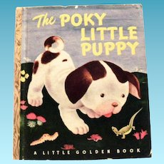 Little Golden Book: The Poky Little Puppy, 1950