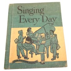 Singing Every Day School Music Textbook