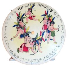 Voco Inc.: Children's Picture Record Ten Little Indians