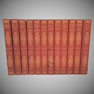 Rare Wilderness Edition Plays of Eugene O'Neill, 12 Volumes Ltd Edition Signed