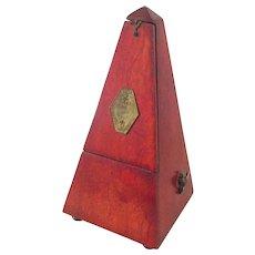 Paquet French Metronome  de Maelzel Rosewood