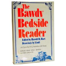 The Bawdy Bedside Reader, 1970 Harold Hart, Illustrated by Lindi