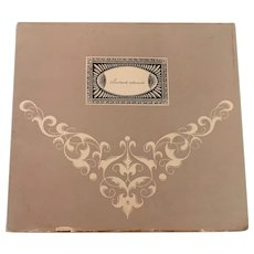Les Editions Braun et Cie  Instants Vetrouves Portfolio/Album French Impressionist Lithography Collection, 1960