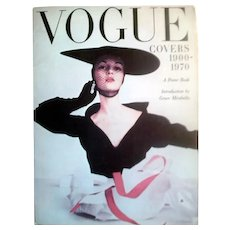 Vogue Oversize Poster Book 1900 - 1970  Iconic Vintage Publication