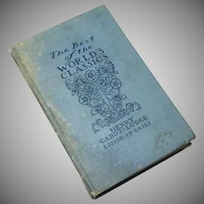 The Best of The World's Classics Volume 5  Great Britain Ireland 1st Edition