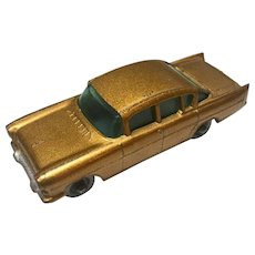 Matchbox Lesney No.22b Vauxhall PA Series Cresta 1958 - Last Issue Copper