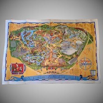 Walt Disney's Guide to Disneyland, circa 1970's
