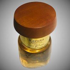 "Rare 1960's Kanon  Norwegian Wood konservera Liquid Hair Groom ""Vintage New"""