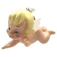 WDCC Disney Fantasia Flight of Fancy Cupid Angel Cherub Vintage Ornament