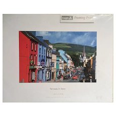 Photographic Print by Peter Zoller  Kenmare, Co Kerry Ireland, 1980's
