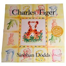 Charles Tiger by Siobhan Dodds 1991 published by Houghton Mifflin