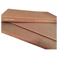 "Cooper Union School of Architecture ""Solitary Travelers"" Boxed Limited Edition Set"