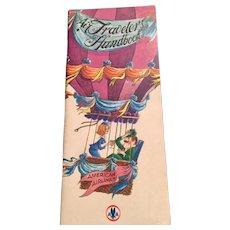 "American Airlines 1960's ""Air Traveler's Handbook, illustrated"