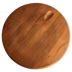 Danish Modern Teak Serving  Board Mid Century Modern by Dansk International