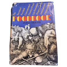 Foodbook 1st Edition by James Trager, 1970