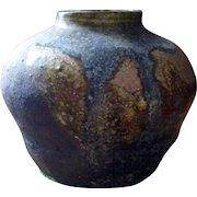 Vintage Japanese Drip Vase Estate Find circa 1960's