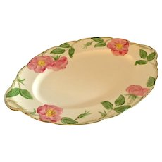 Franciscan Desert Rose Small Serving Platter, Gladding and McBean