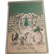 Mr. Willowby's Christmas Tree 1st Edition by Robert Barry, 1963