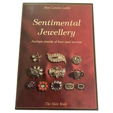Sentimental Jewelry 1st Edition by Anne Louise Luthi