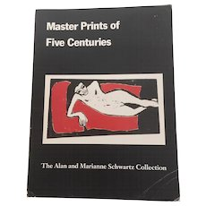 Master Prints of Five Centuries / The Alan and Marianne Schwartz Collection