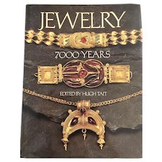 Jewelry 7000 Years: An International History and Illustrated Survey from the Collections of the British Museum, Hugh Tait