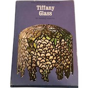 Tiffany Glass - Collector's Blue Book Series by Mario Amaya, 1st Edition