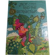 Vintage Jack and the Beanstalk A Hallmark Pop-Up Book New Sealed Package