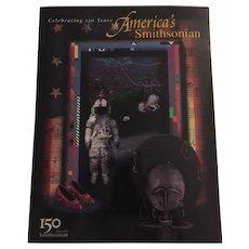 Celebrating 150 Years America's Smithsonian, 1996