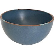 "Dansk Mesa Sky-Blue 8"" Serving/Mixing Bowl"
