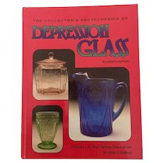 The Collector's Encyclopedia of Depression Glass, 11th Edition, by Gene Florence