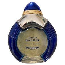 Boucheron Jaipur Saphir Vintage Perfume