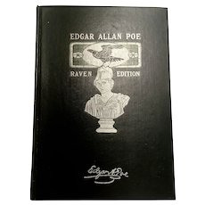 Edgar Allan Poe Raven Edition 1903 P.F Collier and Son New York