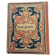 Charles and Emily Stories Showing The Importance of Forming Good Habits 1851
