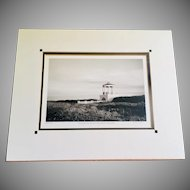 Steven Brooke Hand Signed Print  Pensacola Street Pavilion, Seaside 16/750